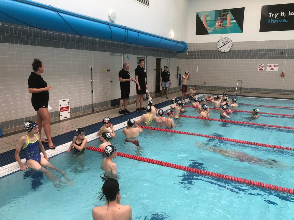 33bf27cdb2c Swimmers Attend Second Northumberland and Durham Swimming Camp