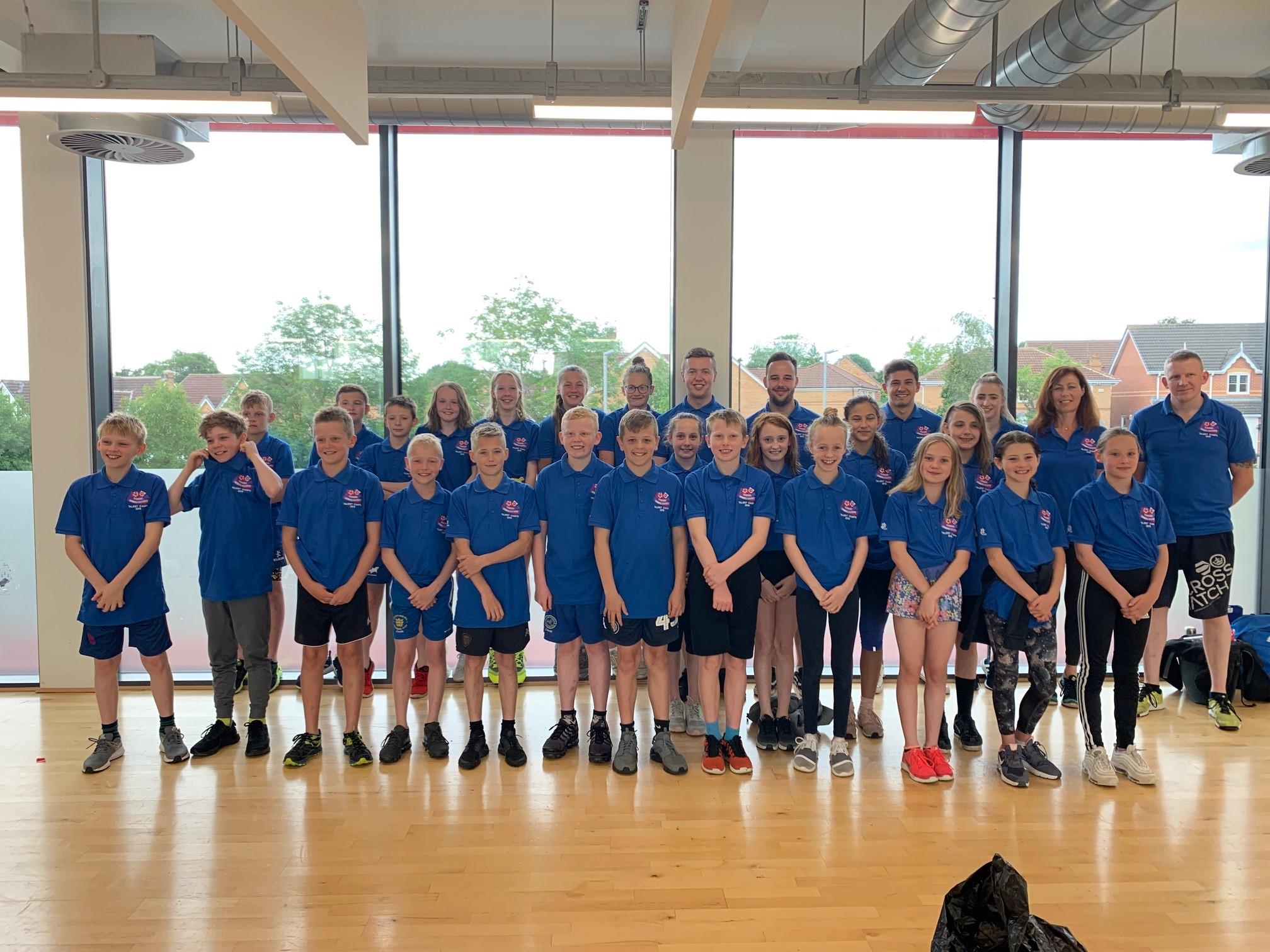 the latest 0c07b a8de9 YSA Swim Camp 2019 ~ Swim England North East